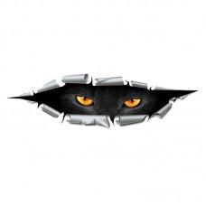 3D Надничащи очи